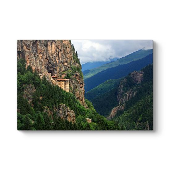 Sümela Manastırı Tablosu
