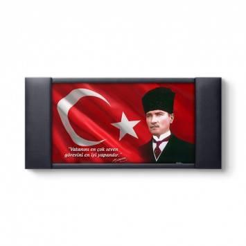 Atatürk Köşesi Pano
