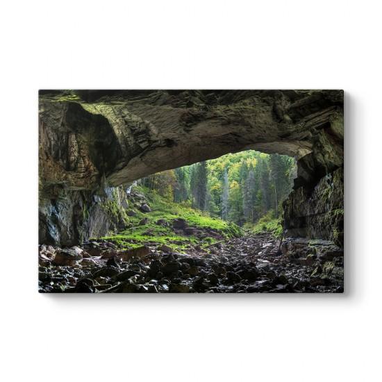 Kireçtaşı Dağları Mağara Tablo