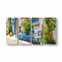 Yunanistan Sokak Tavernaları