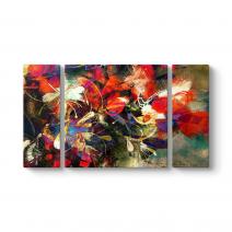 Foliage Dekoratif Tablo