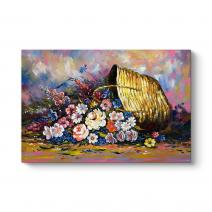 Çiçek Sepeti Tablo