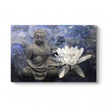 Buda ve Nilüfer Tablosu