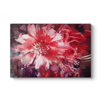 Güz Çiçeği Tablosu