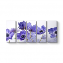 Gelincik Çiçeği Art Tablosu