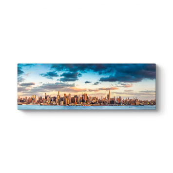 Gökdelenler Panorama Tablo