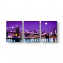 Manhattan Silüet Tablosu