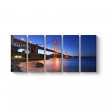 San Francisco Bridge Tablosu
