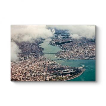 İstanbul Landspace Tablosu