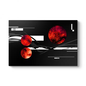 Kırmızı Daireler Tablo