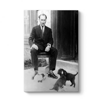 Atatürk Poster Tablosu