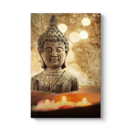 Ahşap Buda Tablosu