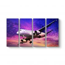 Yolcu Uçağı Tablosu
