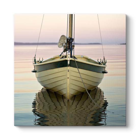 Deniz ve Kayık Tablosu
