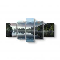 Yeni Zellanda Matheson Gölü Tablosu
