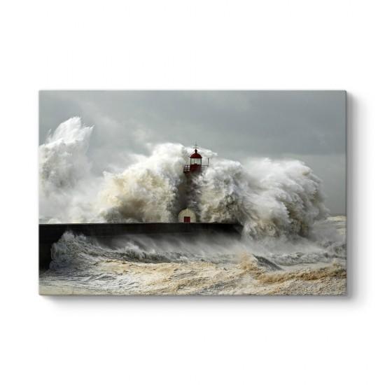 Fırtına ve Deniz Feneri Tablosu