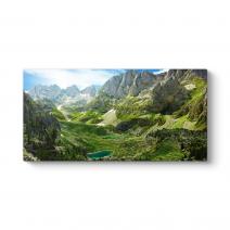 Arnavutluk Alpleri Tablosu