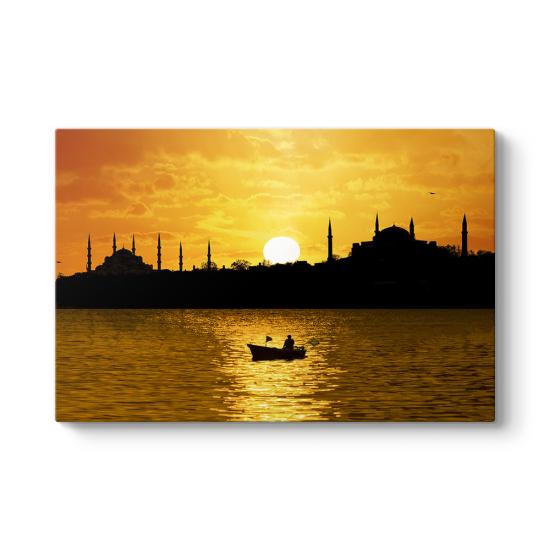 Yedi Tepe İstanbul Tablosu