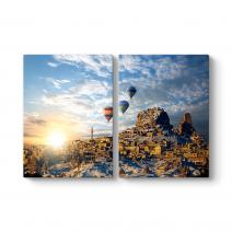 Kapadokya Tablosu