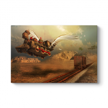 Kanatlı Tren Tablosu