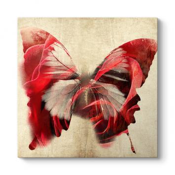 Kırmızı Kelebek Tablosu