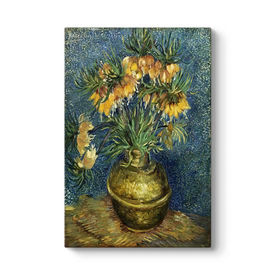Vincent Van Gogh - Vazodaki Çiçek Tablosu