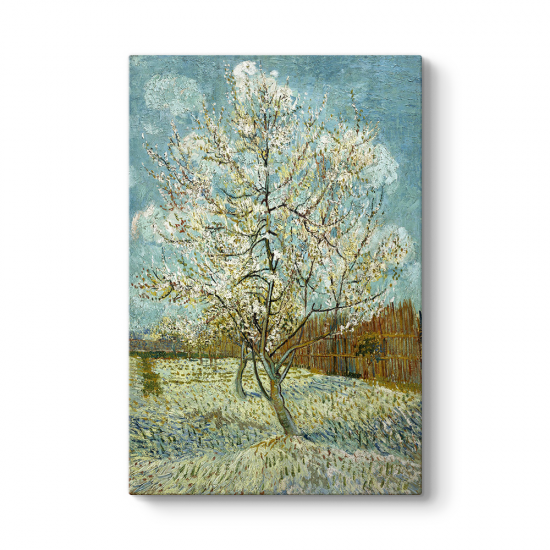 Vincent Van Gogh - The Pink Peach Tree Tablosu