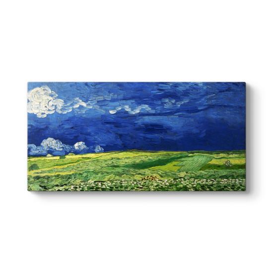 Vincent Van Gogh - Thunderclouds Tablosu