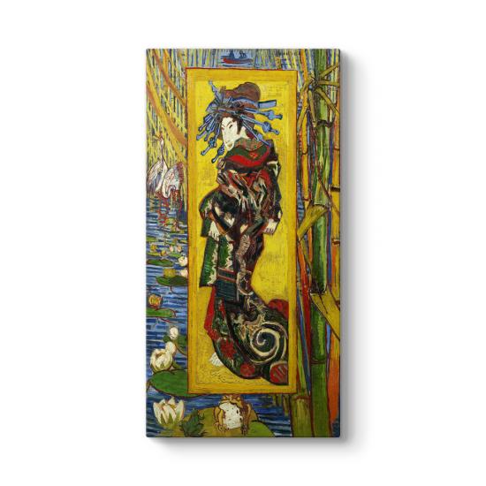 Vincent Van Gogh - The Courtesan Tablosu