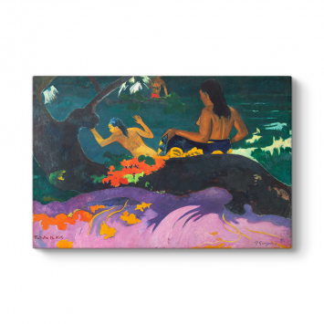 Paul Gauguin - Fatata te Miti Tablosu