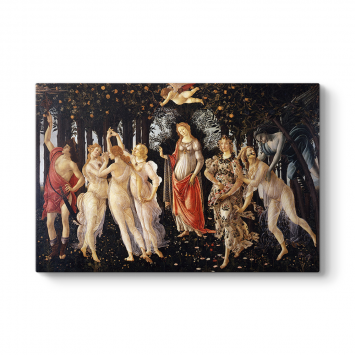 Sandro Botticelli - Spring Tablosu