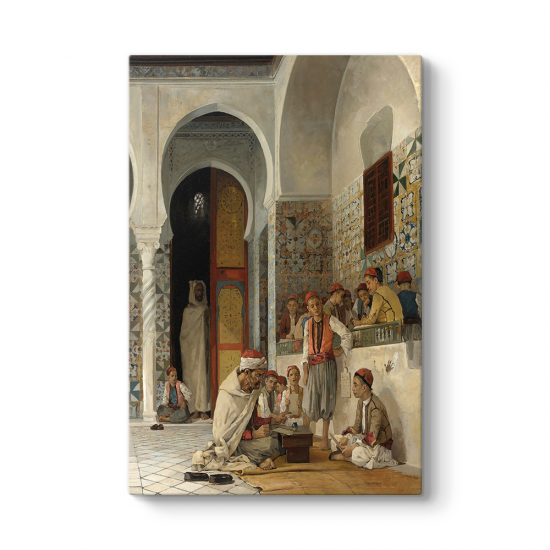 Numa Marzocchi de Bellucci - Kuran Dersi Tablosu