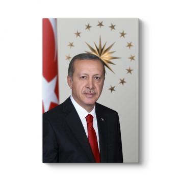 Cumhurbaşkanı Recep Tayyip Erdoğan Tablosu