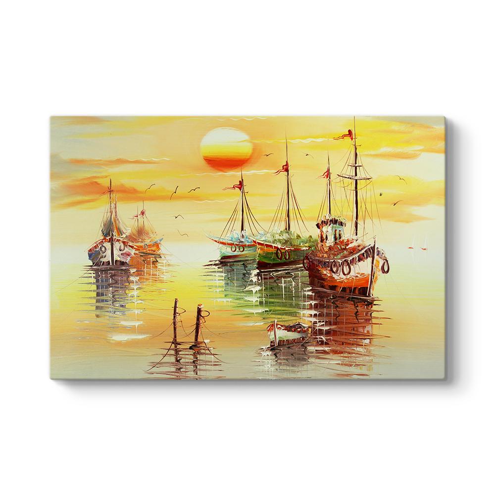gün batımı gemiler tablosu