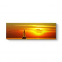 Akşam Güneşi Tablosu