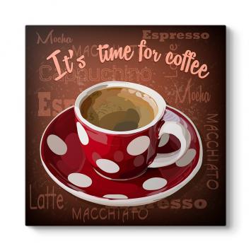 Fincanda Kahve Tablosu