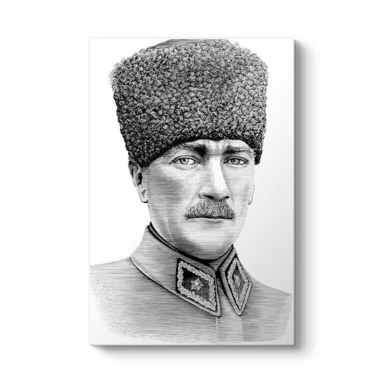 Çizim Atatürk Tablosu