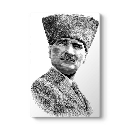 Atatürk Kalpaklı Panosu