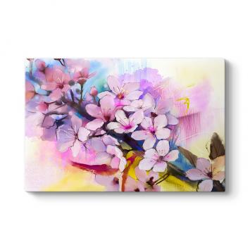 Kiraz Çiçekleri Tablosu