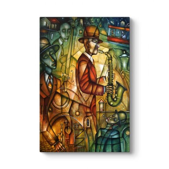 Sokak Sanatçıları Tablosu