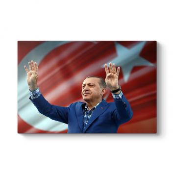 Recep Tayyip Erdoğan Cumhurbaşkanı Panosu