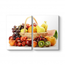 Meyve Sepeti Mutfak Tablosu
