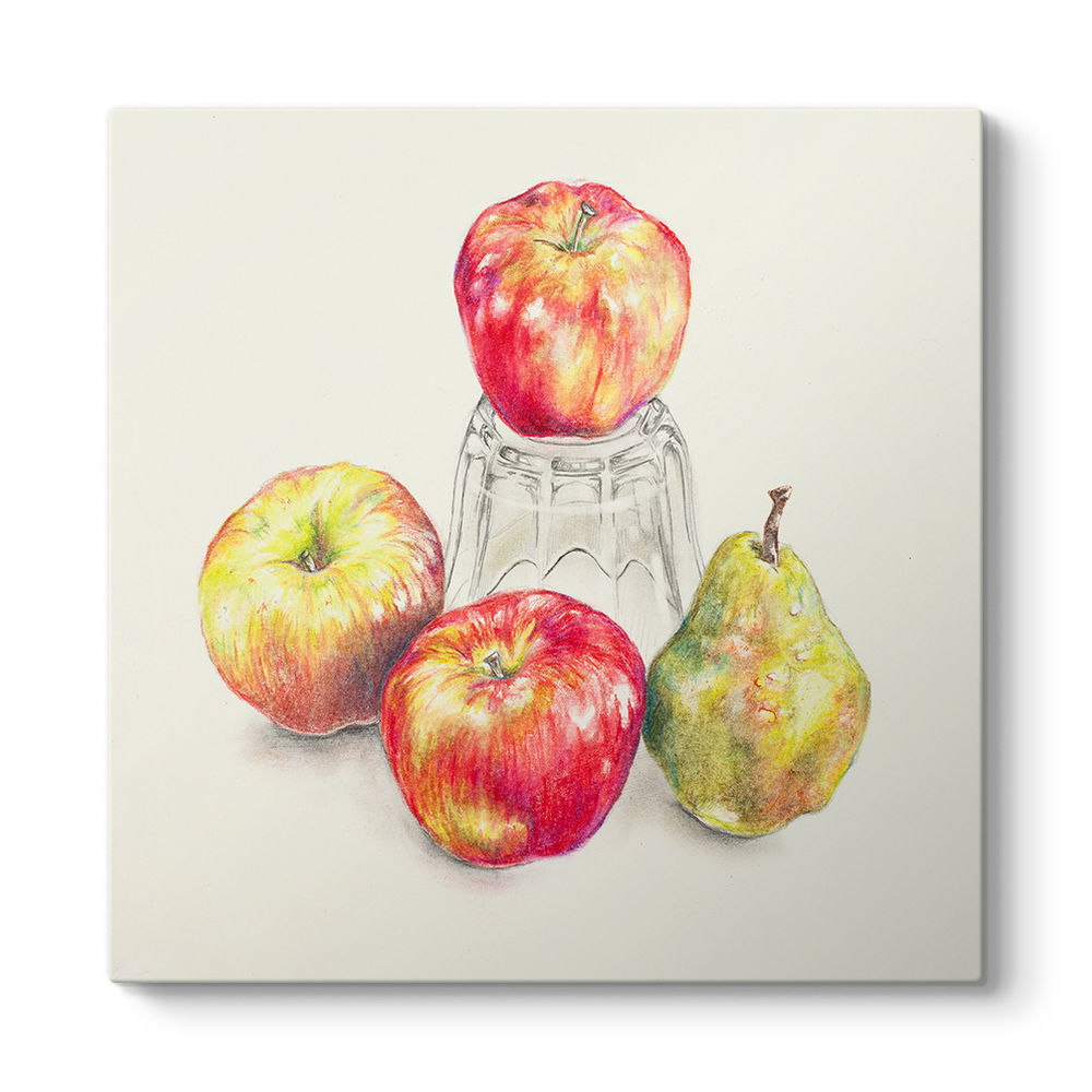 Meyve Tabloları Yağlıboya Meyve Resimli Tablolar
