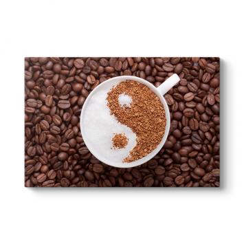 Ying Yang Kahve Tablosu