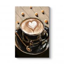 Kahve & Aşk Tablosu