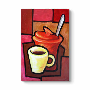 Pub Kahve Tablosu