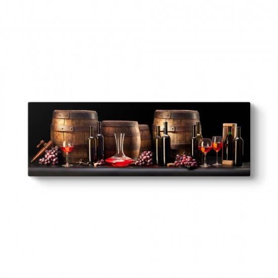 Şarap Mahseni Panorama Tablo