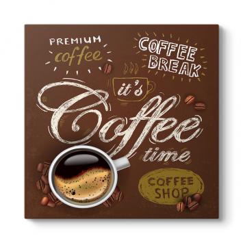 Kahve Dükkanı Tablosu
