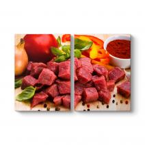 Kırmızı Et Tablosu