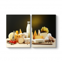 Süt Ürünleri Tablosu